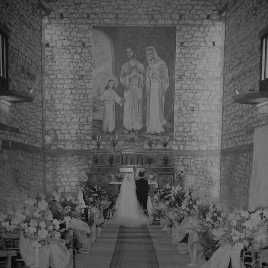 Interno_Anni 60_Chiesa_Sacra_Famiglia_Siracusa